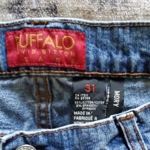 Buffalo David Bitton Jeans - BUFFALO David Bitton Mory capris